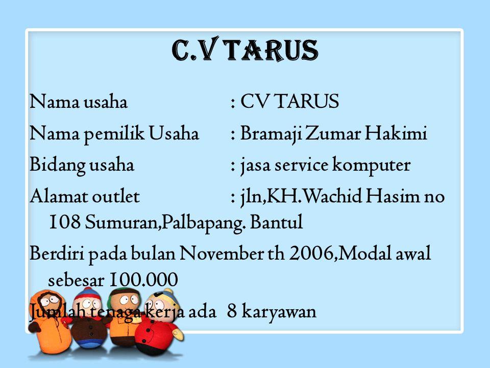 C.V TARUS