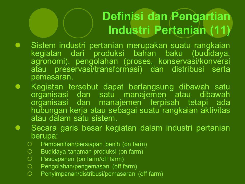 Definisi dan Pengartian Industri Pertanian (11)