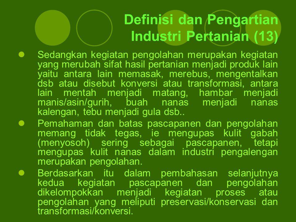 Definisi dan Pengartian Industri Pertanian (13)