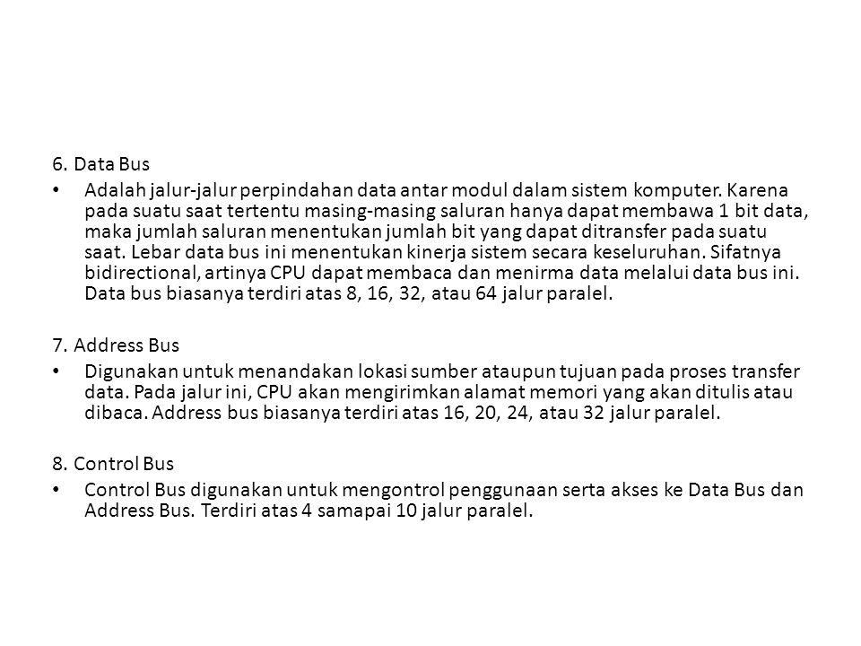 6. Data Bus