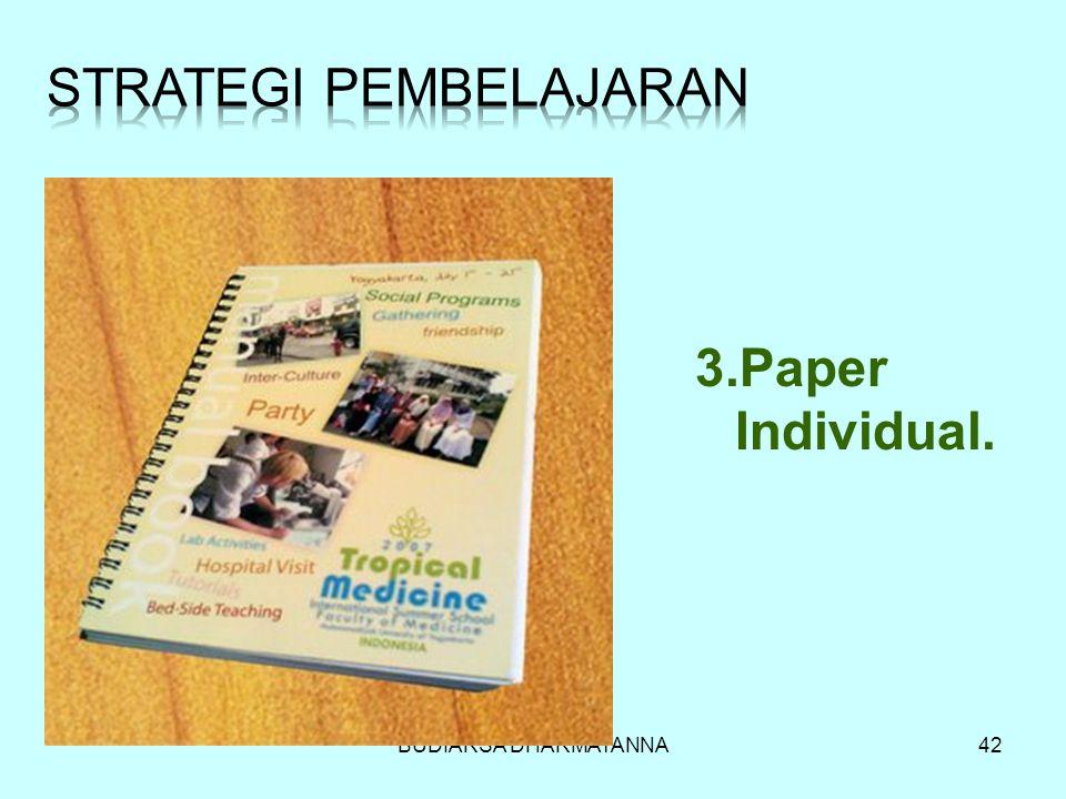 Strategi Pembelajaran