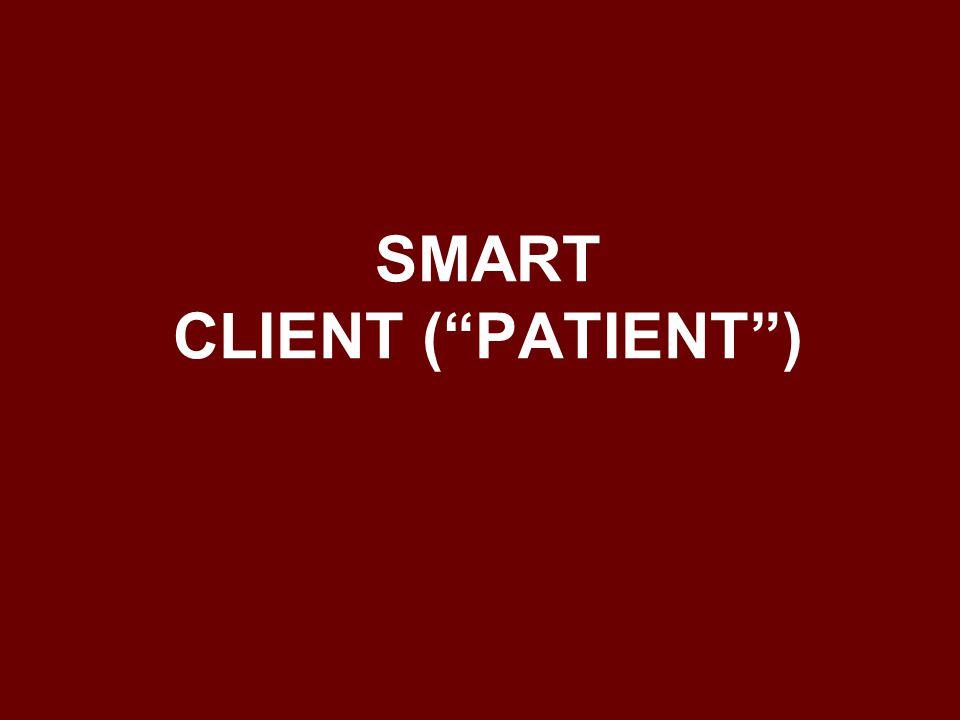 SMART CLIENT ( PATIENT )