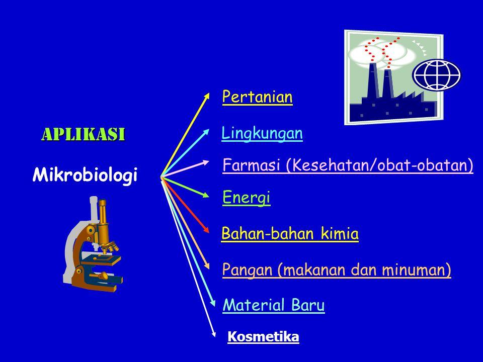 Aplikasi Mikrobiologi Pertanian Lingkungan