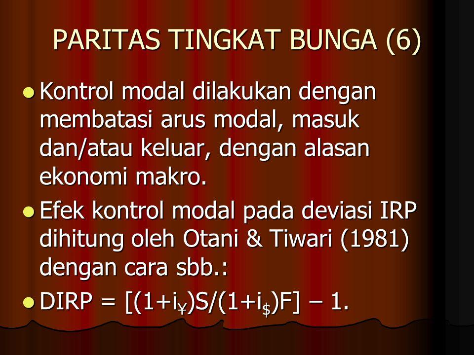PARITAS TINGKAT BUNGA (6)