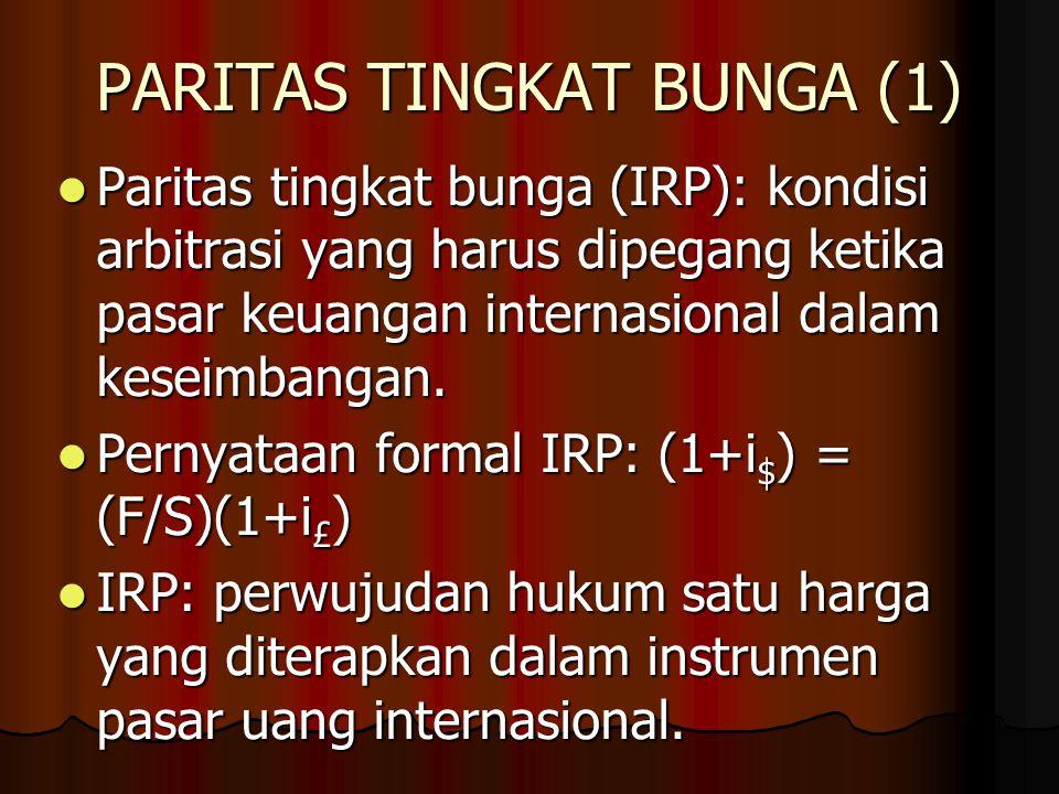 PARITAS TINGKAT BUNGA (1)
