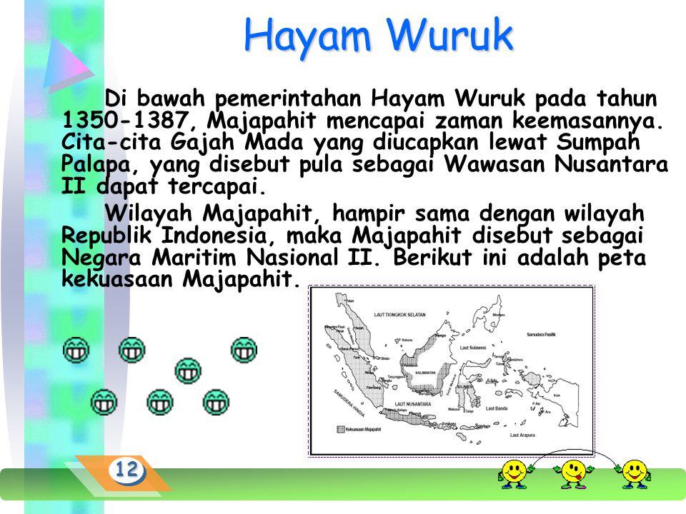 Hayam Wuruk