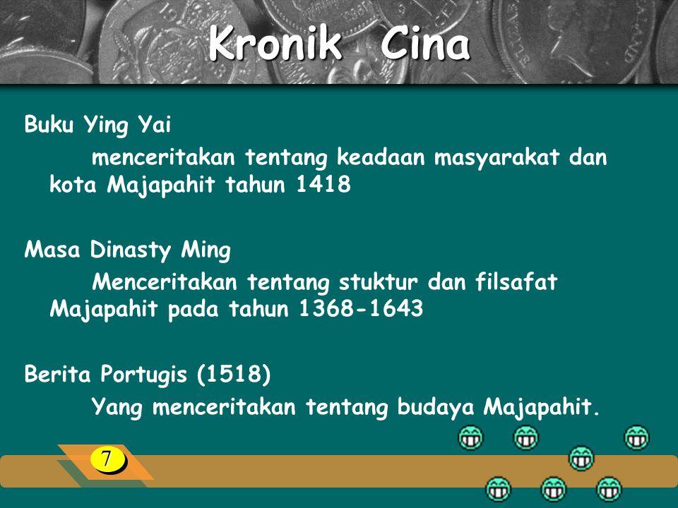 Kronik Cina Buku Ying Yai