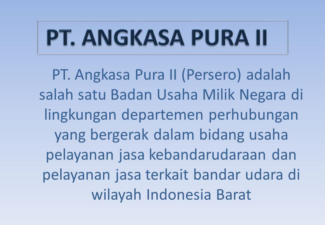 PT. ANGKASA PURA II
