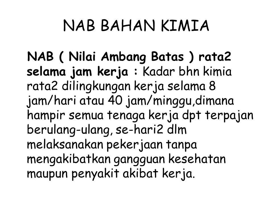 NAB BAHAN KIMIA