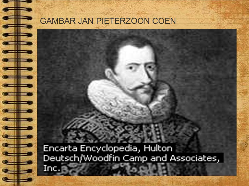 GAMBAR JAN PIETERZOON COEN