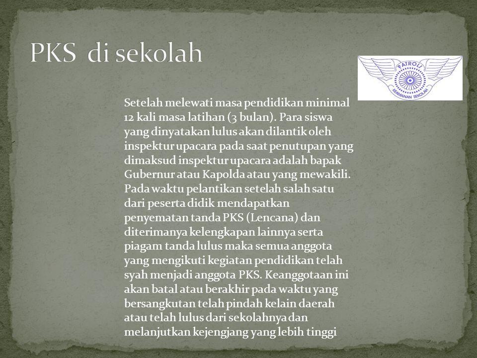 PKS di sekolah