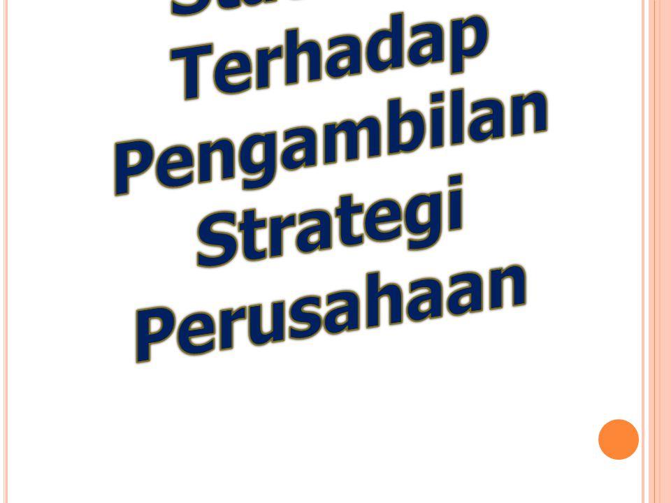 Penggunaan Statistika Terhadap Pengambilan Strategi Perusahaan