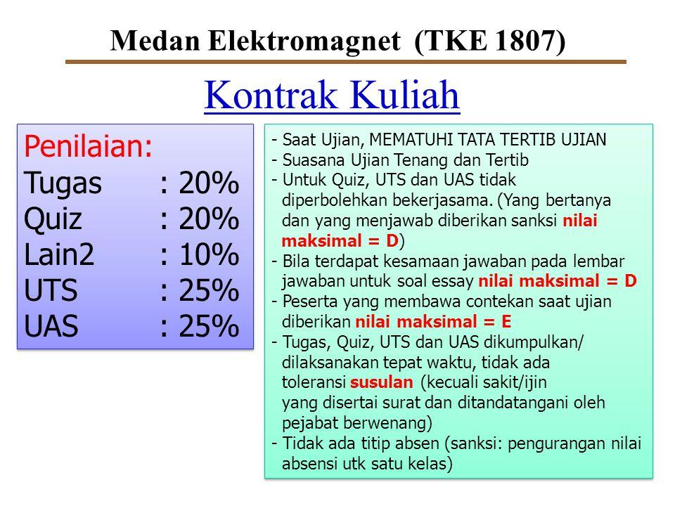 Medan Elektromagnet (TKE 1807)