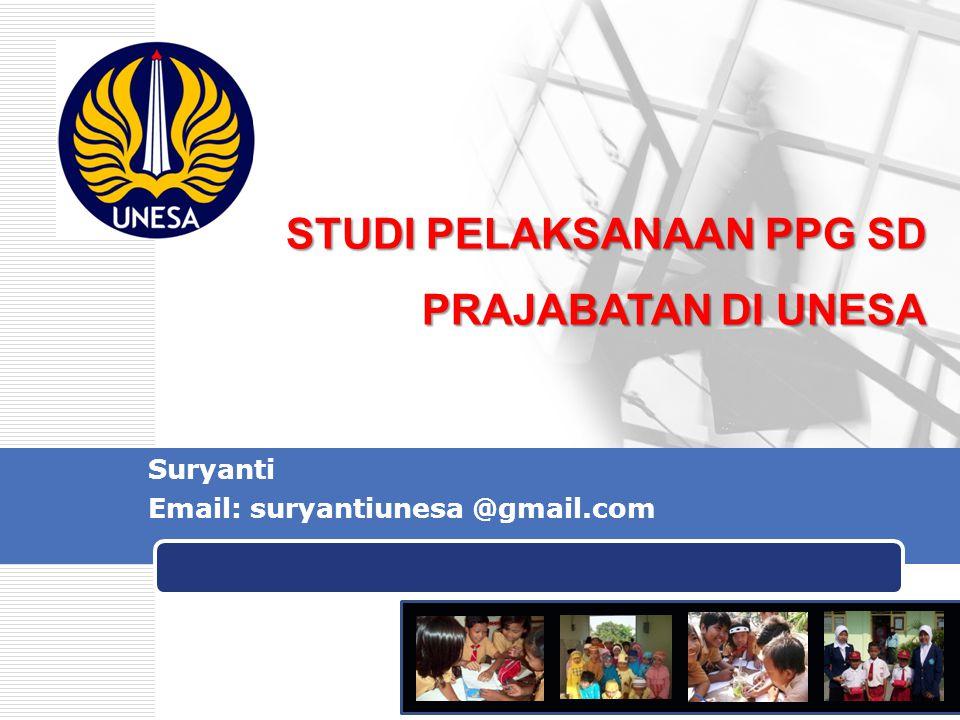 Suryanti Email: suryantiunesa @gmail.com