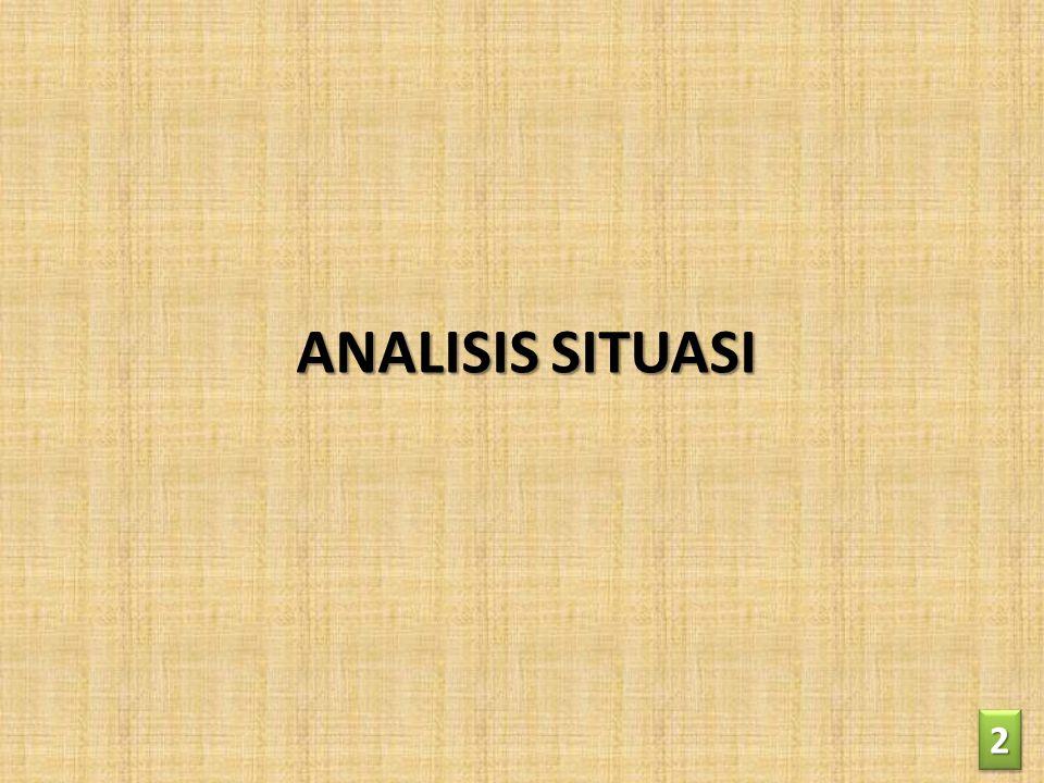 ANALISIS SITUASI 2