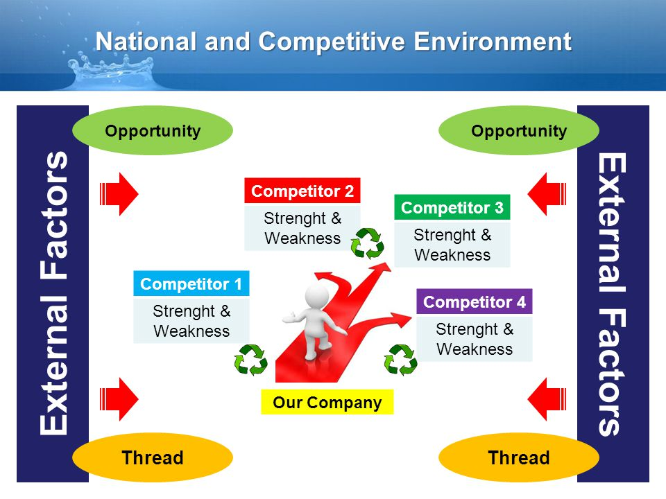 National and Competitive Environment