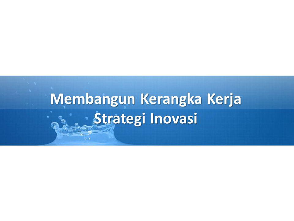 Membangun Kerangka Kerja Strategi Inovasi