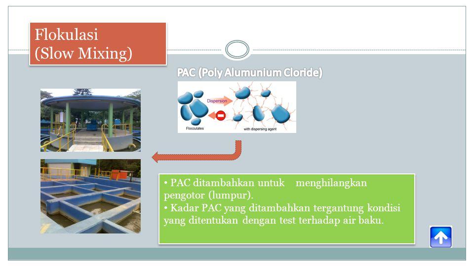 PAC (Poly Alumunium Cloride)