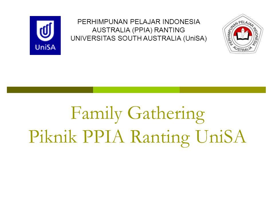 Family Gathering Piknik PPIA Ranting UniSA