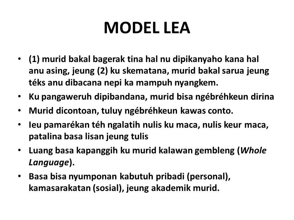 MODEL LEA