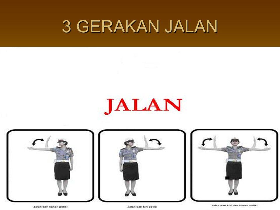 3 GERAKAN JALAN