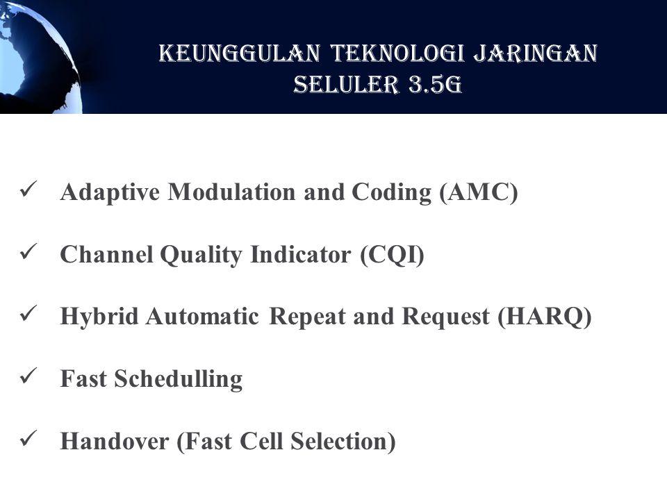 KeunggulaN Teknologi Jaringan Seluler 3.5G