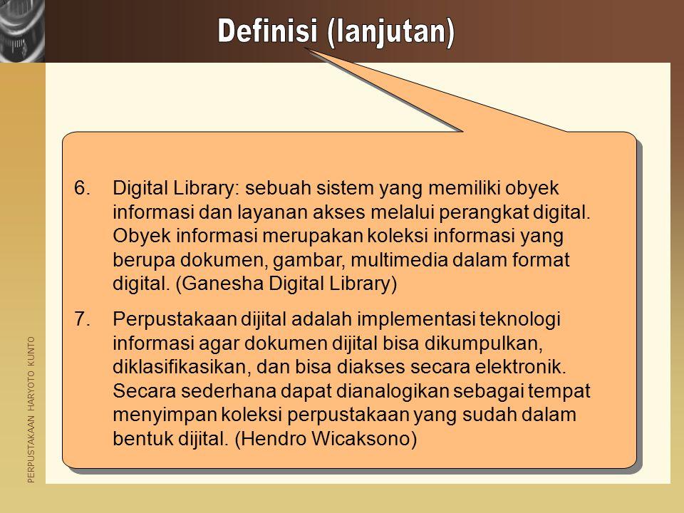 Definisi (lanjutan)