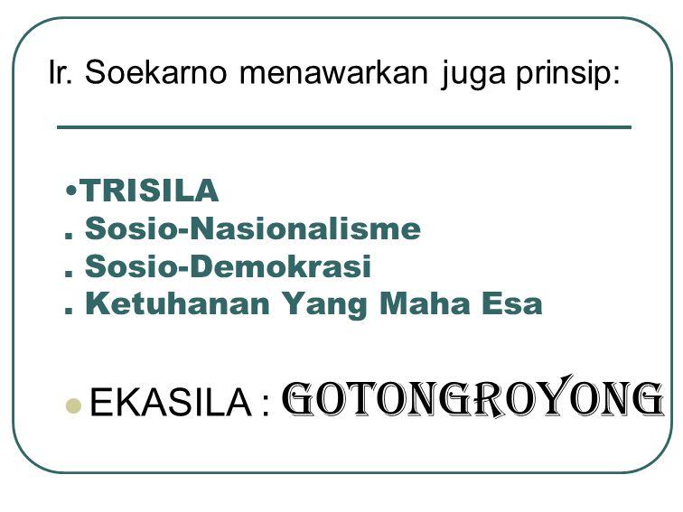 EKASILA : Gotongroyong