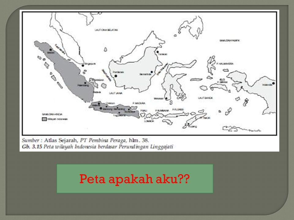 Peta apakah aku