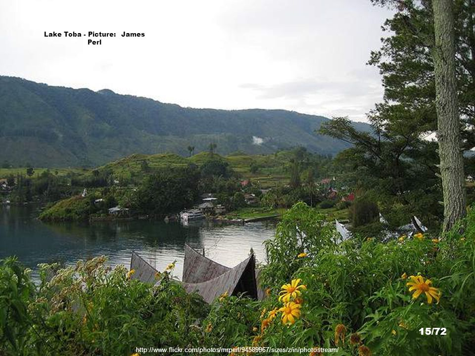 Lake Toba - Picture: James Perl