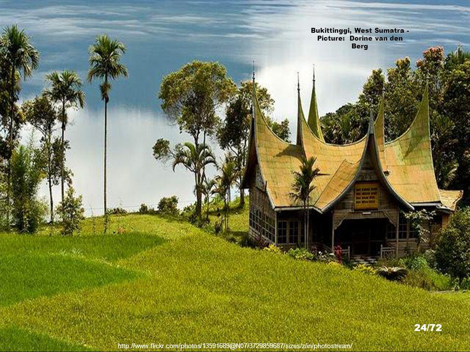 Bukittinggi, West Sumatra - Picture: Dorine van den Berg