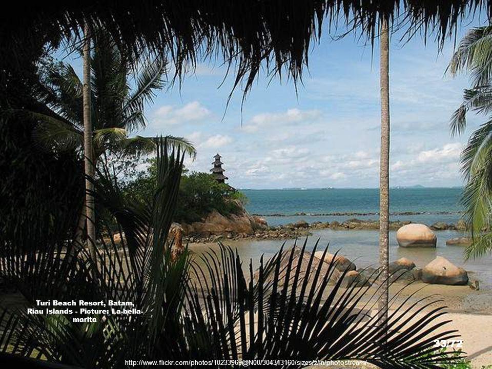Turi Beach Resort, Batam, Riau Islands - Picture: La-bella-marita