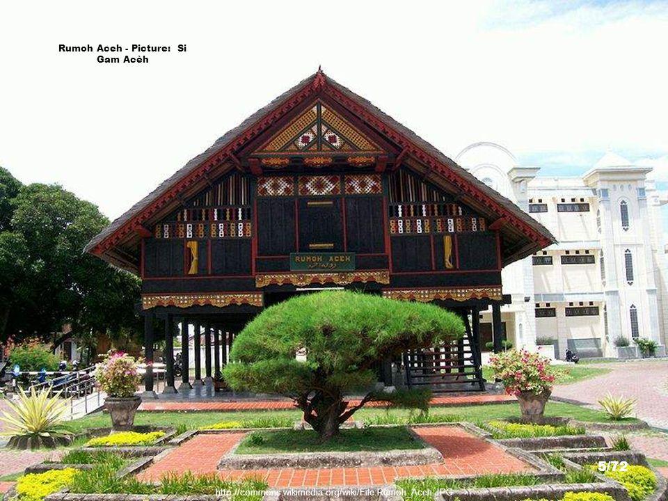 Rumoh Aceh - Picture: Si Gam Acèh