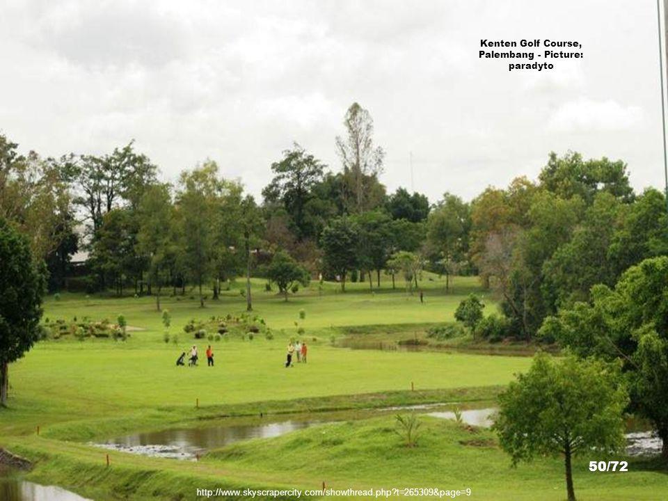Kenten Golf Course, Palembang - Picture: paradyto