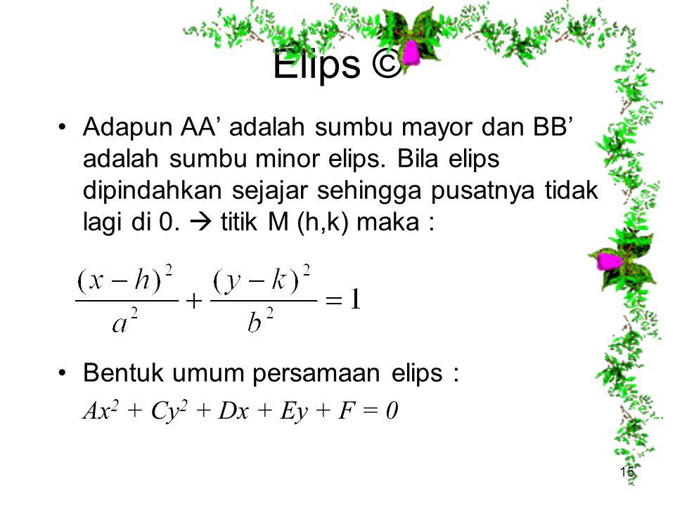Elips ©