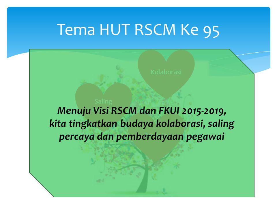 Menuju Visi RSCM dan FKUI 2015-2019,