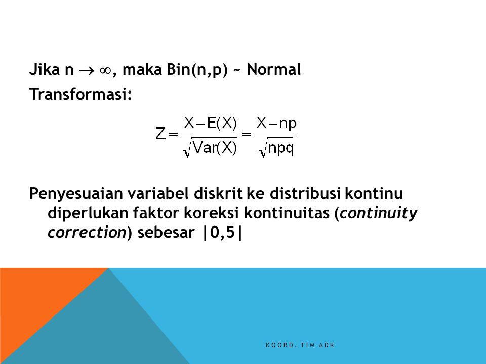 1. BINOMIAL (L)