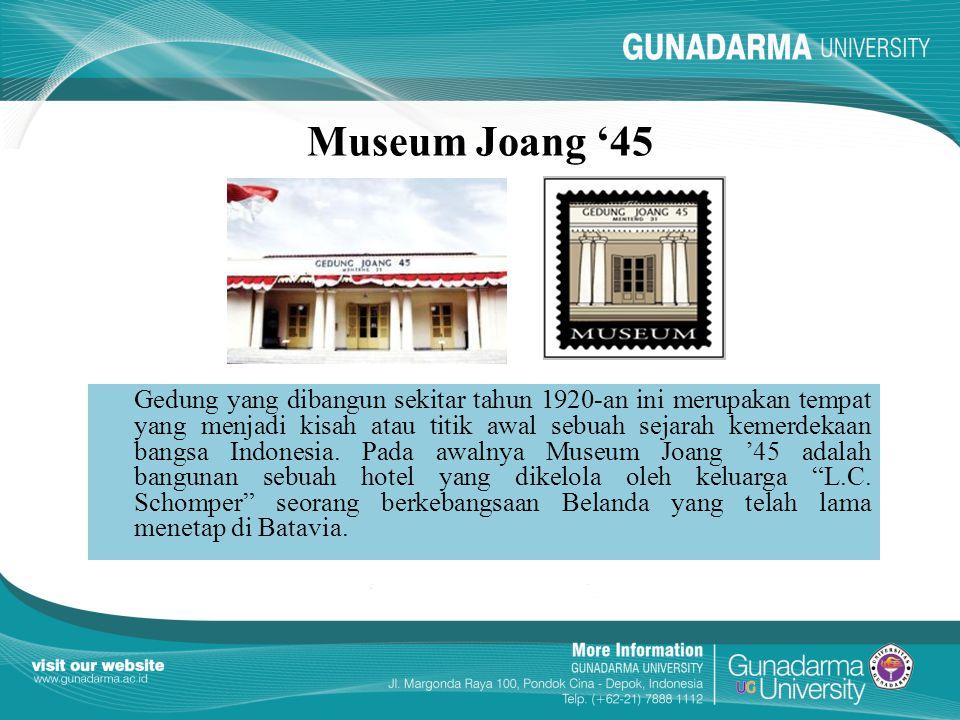 Museum Joang '45