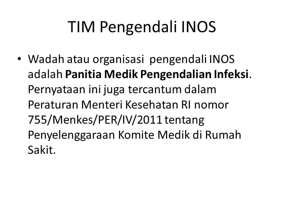 TIM Pengendali INOS