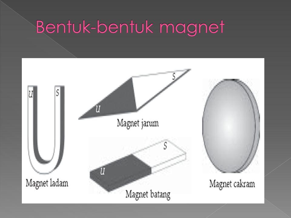 Bentuk-bentuk magnet