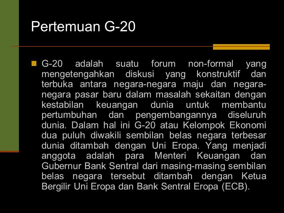 Pertemuan G-20