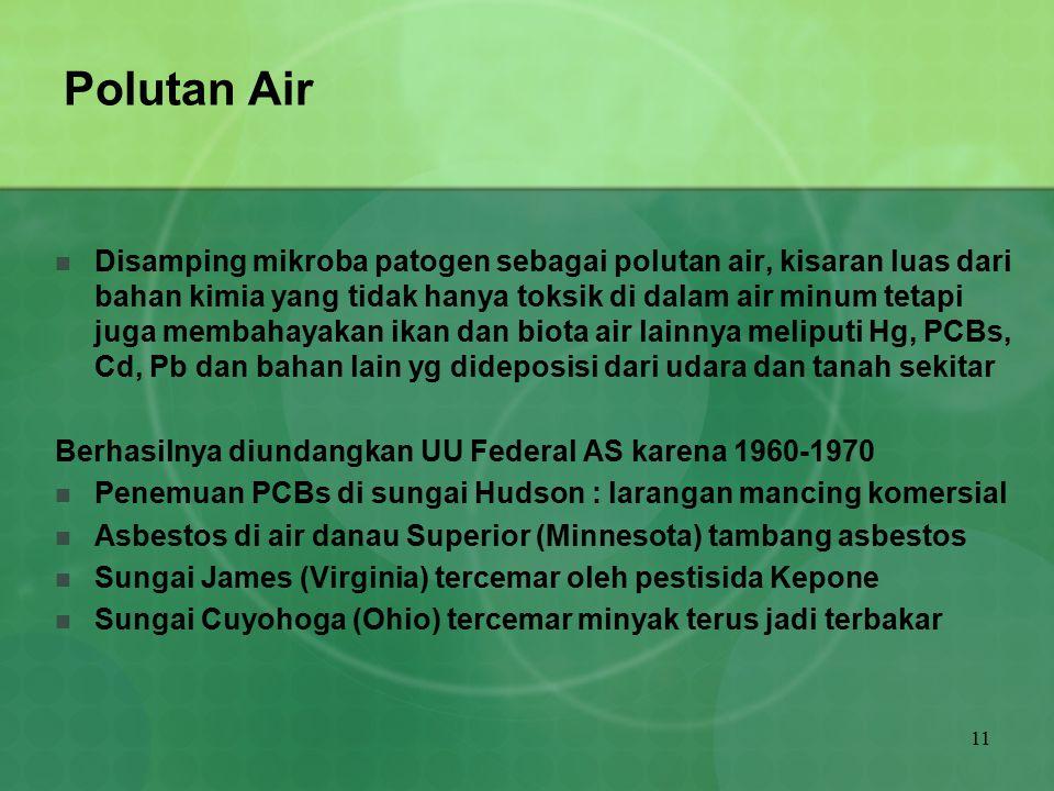Polutan Air