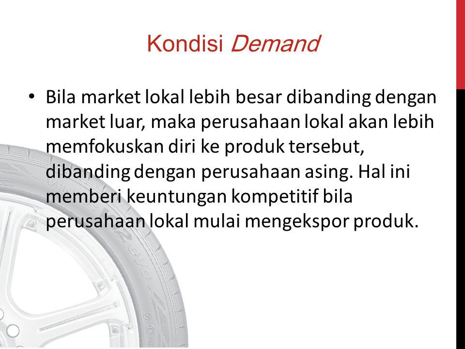 Kondisi Demand