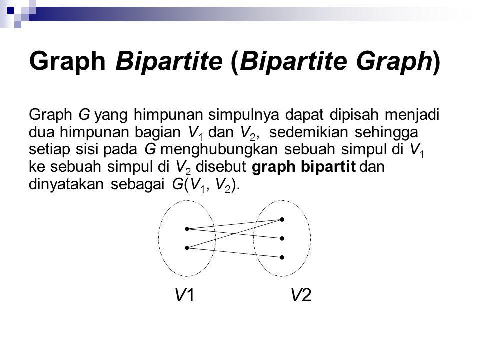 Graph Bipartite (Bipartite Graph)
