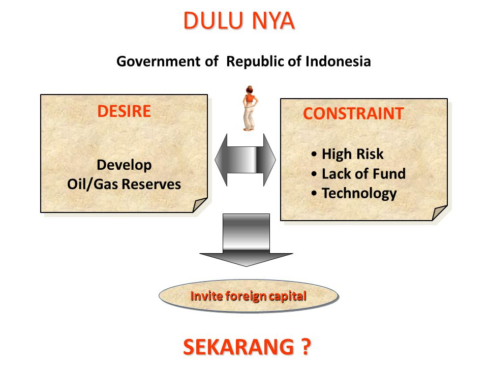 Government of Republic of Indonesia Invite foreign capital