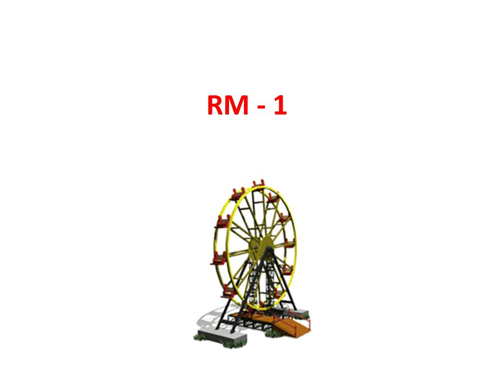 RM - 1