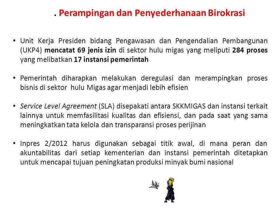 3. Perampingan dan Penyederhanaan Birokrasi