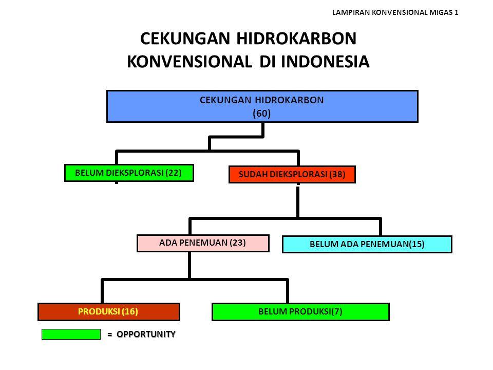 KONVENSIONAL DI INDONESIA
