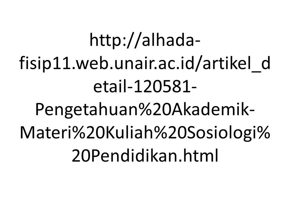 http://alhada-fisip11. web. unair. ac