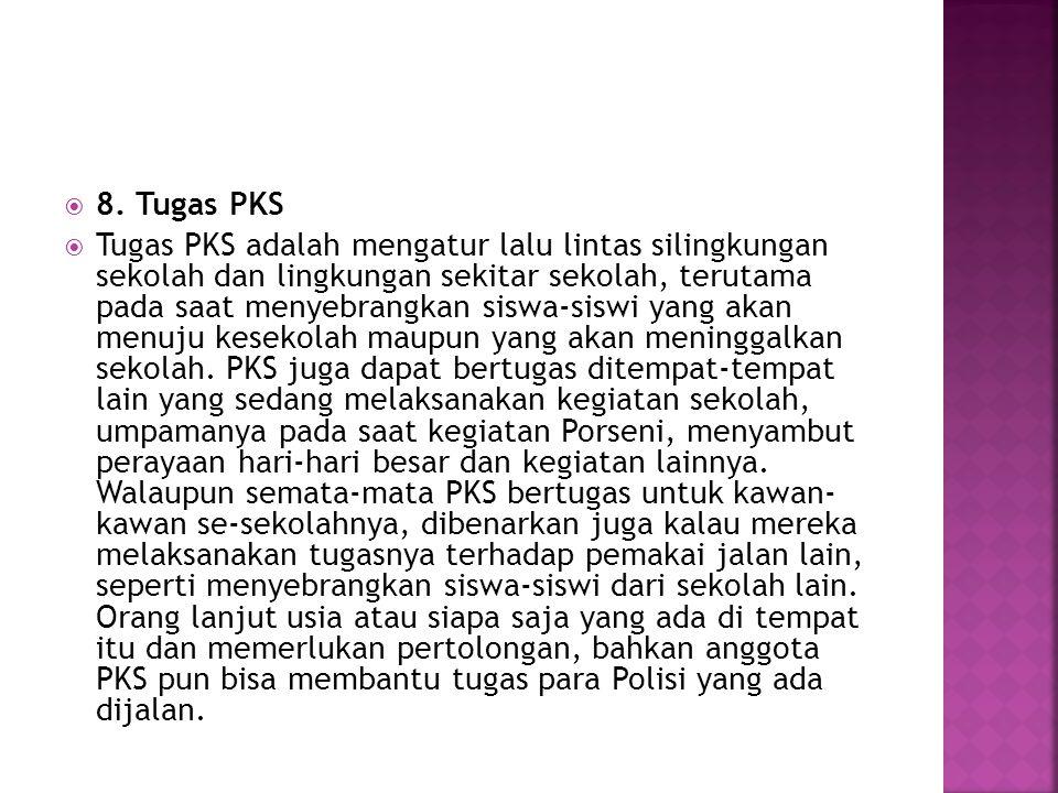 8. Tugas PKS